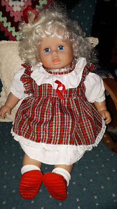 FS:  SOLD-Girl Doll life-size wears size 2 clothes