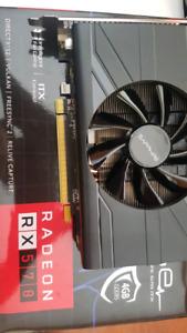 Radeon RX 570  ITX 4GB