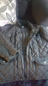 Men big size coat