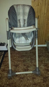 Graco High Chair - Excellent Condition