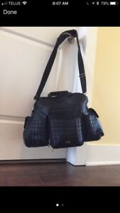 Black Lug bag