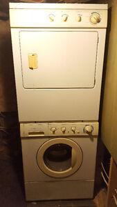 Stack-able Washer and Dryer Combo