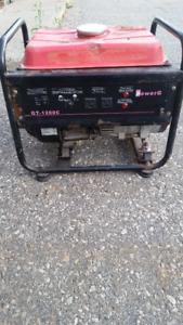 Generator for small jobs.