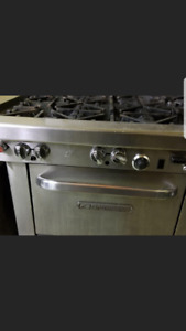South bend gas stove