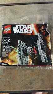 Lego First Order Special Forces TIE Fighter mini polybag 30276 Cambridge Kitchener Area image 1