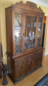 Smoke Free Buffet and Hutch $250 Cobourg