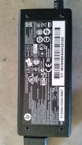 Genuine HP AC Adapter/Charger Power Pack with Extra Long Cord