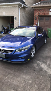 2011 Honda Accord EX-L NAVI V6 Coupe (2 door)