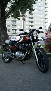 1983 Suzuki Tempter 650