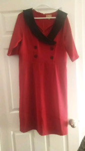 Robe style Pin Up vintage