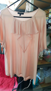 Garage Sale. Women's clothing, blouses, tops,dresses, jeans jac