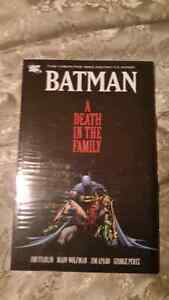 Batman - death in family (brand new shrink wrapped)