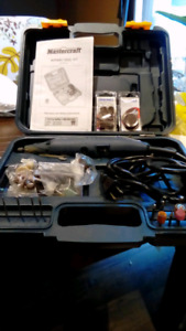 Master Craft Rotary hand tool with accessories