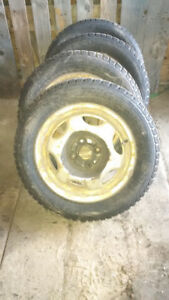 Toyota Tercel/Echo/Corola Winter Rims