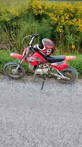 Need parts for my 70cc dirt bike