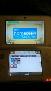 2ds, 3ds, 3ds xl - Modification and installation CFW, 10.7 below