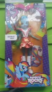 Toys. Wind up, Lalaloopsy, Pokemon, My little pony.