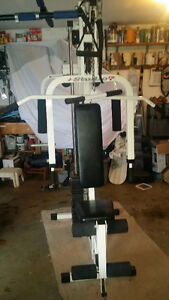 Exercise Machine / weight set - OLDER Campbell River Comox Valley Area image 2