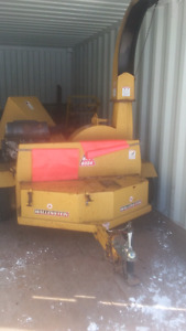 Wood chipper/ stump grinder