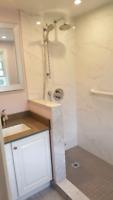 Bathrooms, kitchens, basement developments, etc...