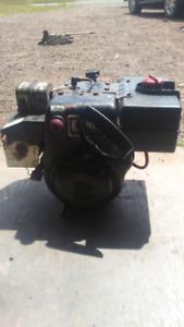 Tecumseh 10hp snow blower motor