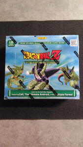 Dragon ball z sealed booster boxes