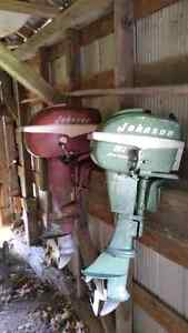 Outboard motors for sale good condition