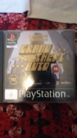 Ps1 Gta collectors edition