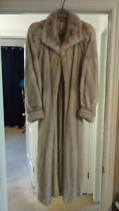 Fabulous Full-Length Canadian Mink for Sale