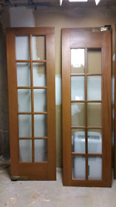 French doors-great condition
