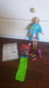 Barbie dolls and accessories