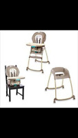 Ingenuity™ Trio 3-in-1 Deluxe High Chair