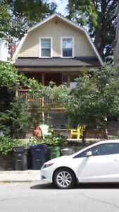 3 Bedroom Detached House in High Park area. Close to Everything!