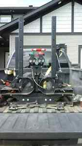 Attention welders ! ! Aluma reel roller bed and platform