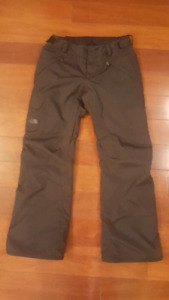 Women's North Face Freedom Pant.  Black size Large