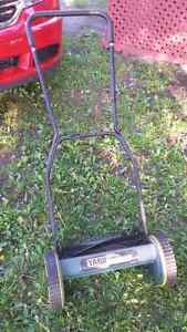 Old Style Push Mower FOR SALE