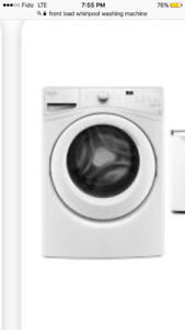 Brand new Whirlpool front load washer for sale 6478331294