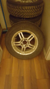 Tires and mag rims