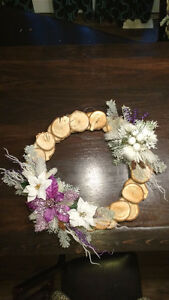 Hand Crafted Holiday Wreaths Strathcona County Edmonton Area image 3