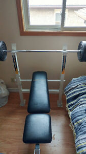 Bench Press Staion