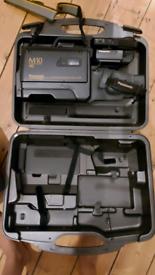 Panasonic VHS Camcorders x2