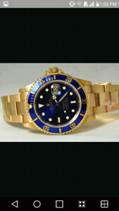 neuf submariner automatique Rolex