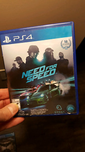 NEED FOR SPEED !