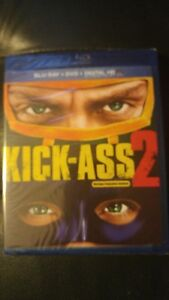 Kick Ass 2 Blu Ray