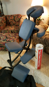 Portable Seated Massage chair