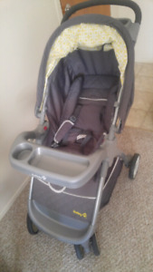 Baby stroller- Safety 1st