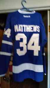 MATTHEWS PREMIER MAPLE LEAF JERSEYS