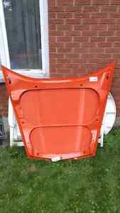 Mint C6 Corvette hood 05-13 Cambridge Kitchener Area image 4
