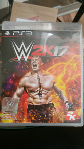 Wwe 2017 for ps3