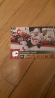 Hockey cards 5 including Sydney Crosby and Ed Belfour